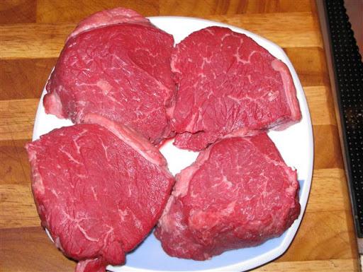 US Beef Hüftsteaks vom Handtaschengrill