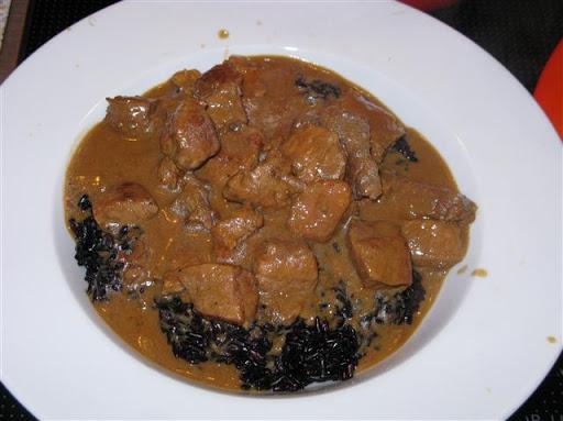 Balinesischesschweinecurry