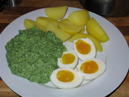 Grüne Soße – ein Frühlingsgericht