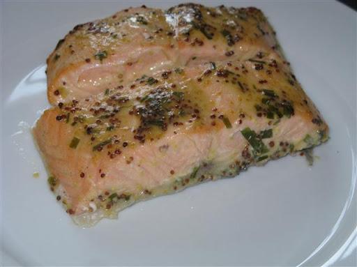 Karfreitagsessen – Lachs von der Zedernplanke