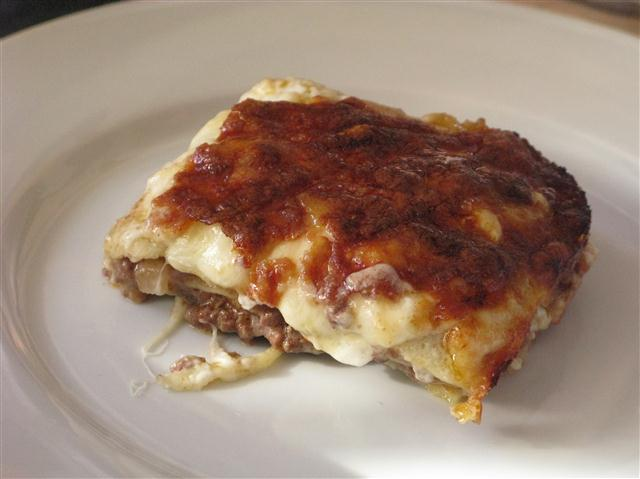 Neues aus der Eule: Lasagne alla Bolognese
