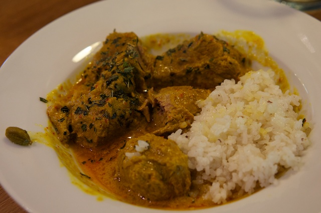 Lammcurry