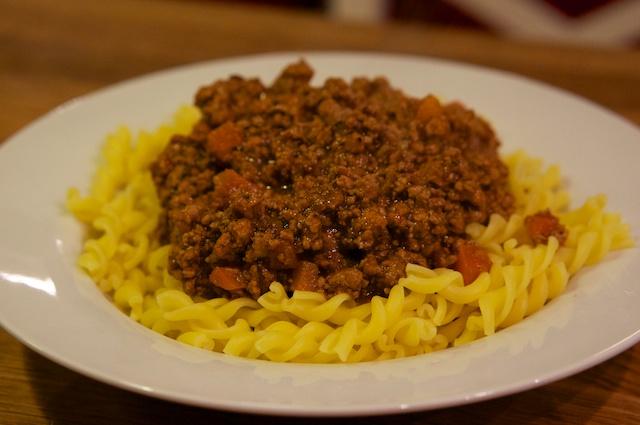 Sauce Bolognese – langsam gegart im Crockpot