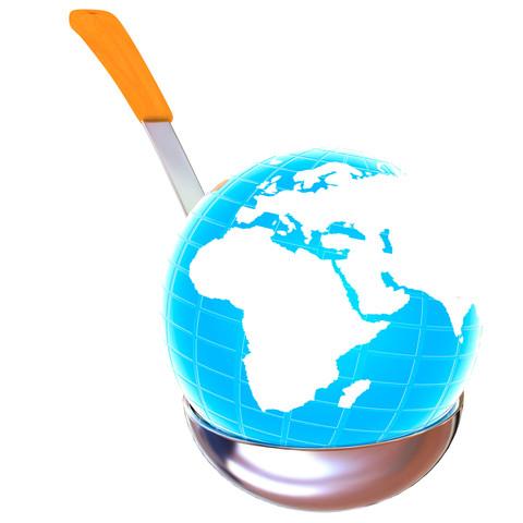 Eine kulinarische Reise um die Welt