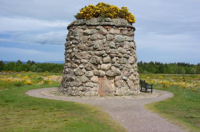 Schottland 2014 – Oban, Tain und Culloden