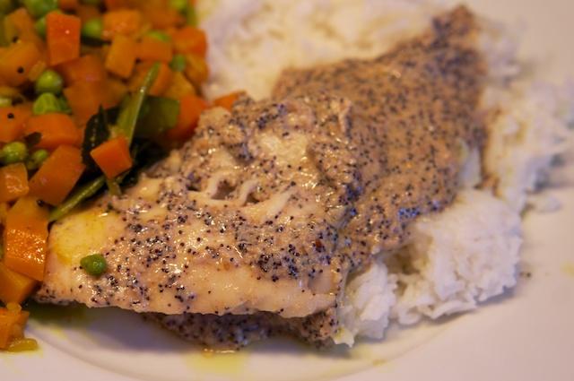 Dum ki Machhali – Langsam gegartes Fischfilet in Würzmarinade