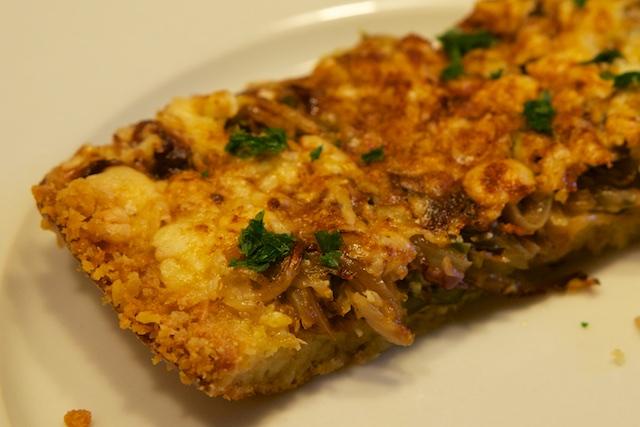 Sweet Onion Pie – amerikanischer Zwiebelkuchen