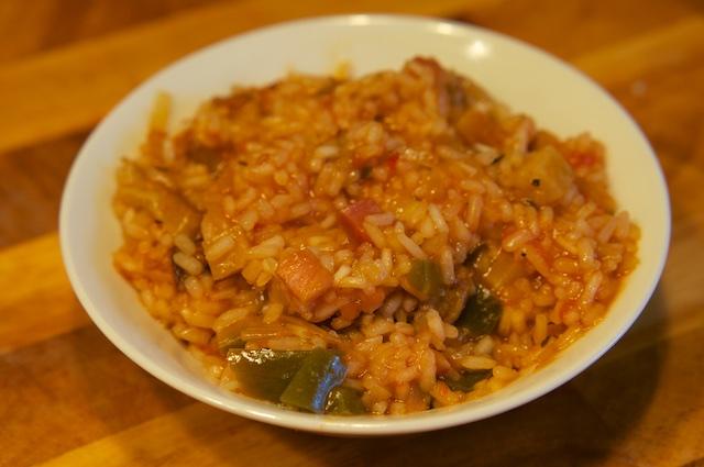 Pork Jambalaya