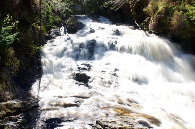 Schottland 2015 – Wasserfälle