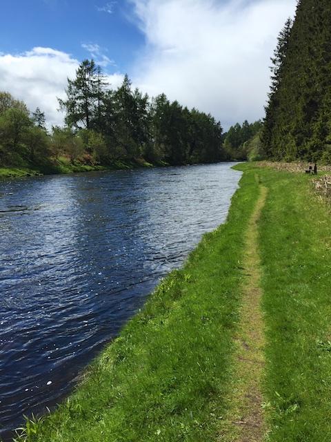 River Oich 30