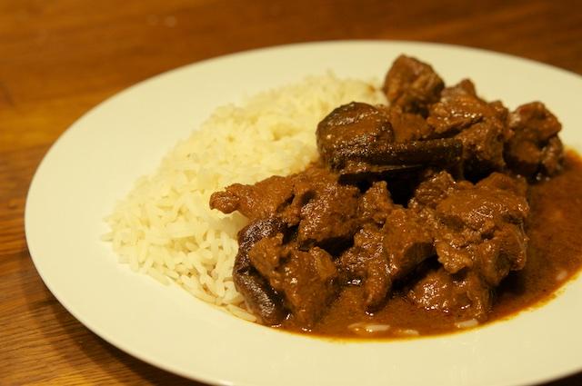 Jardaloo Boti – Curry vom Lamm mit Aprikosen