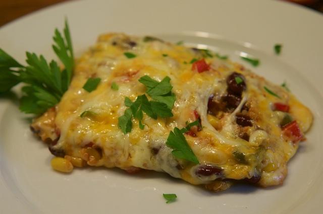 Quinoa auf mexikanische Art