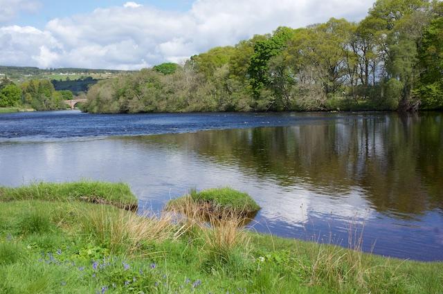 Schottland 2016 – Flusswanderungen – Beauly und Garve