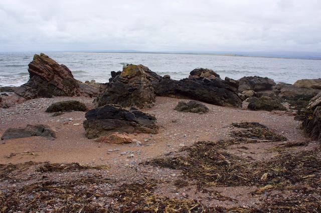 Schottland 2016 – Am Strand von Rosemarkie und Fairy Glen