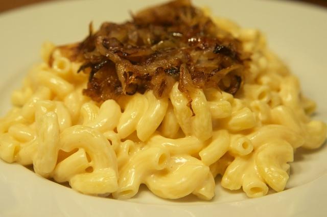 Schnelle und raffinierte Mac&Cheese