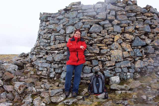 Schottland 2017 – Munro Bagging am Mam Sodhail