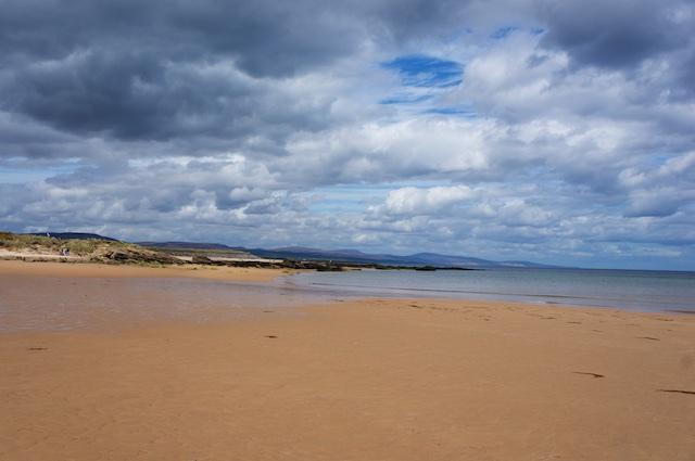 Schottland 2017 – Ein Tag am Strand