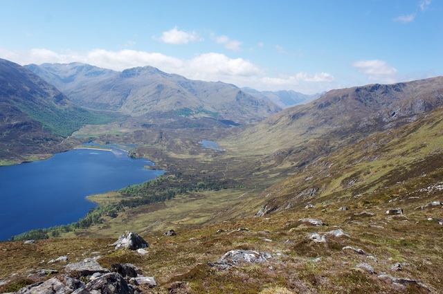 Schottland 2017 – Wandern am Glen Affric