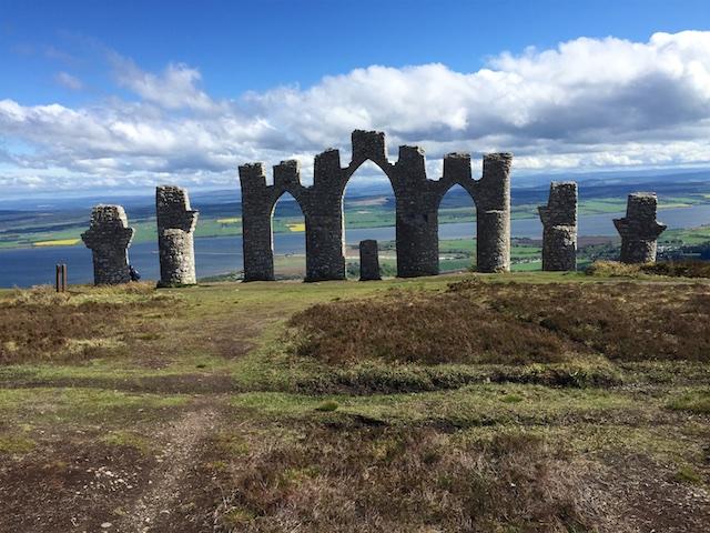 Schottland 2017 – Fortrose und Fyrish Monument